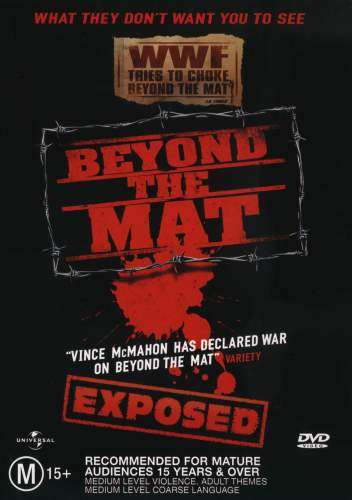 Beyond The Mat Tommy Girard