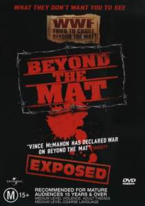 Beyond The Mat cover