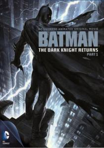 Dark Knight Returns cover