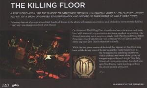 The Killing Floor scan - December 2012