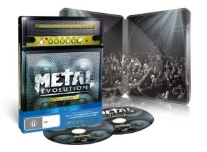 Metal Evolution blu-ray