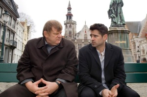 Gleeson and Farrell In Bruges