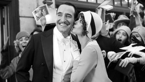 Jean Dujardin and Bérénice Bejo, The Artist