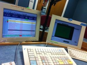 BBC Guernsey studio