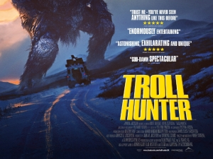 uk troll hunter poster