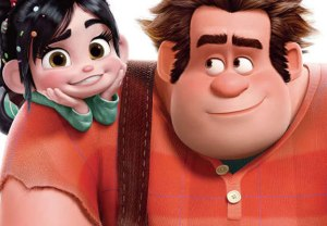 wreck-it ralph and vanellope