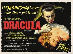 Dracula Hammer poster