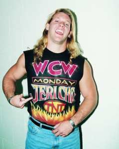 Chris Jericho in WCW