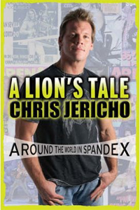 A Lion's Tale - Chris Jericho cover