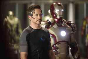 Robert Downey Jr - Tony Stark and Iron Man