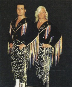 Lance Storm and Chris Jericho