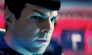 Spock - Zachary Quinto