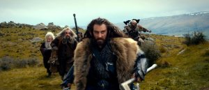 Thorin and dwarves