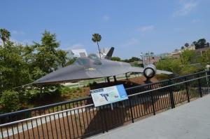 SR-71B - Blackbird
