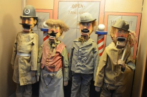 Drunken Barbershop Quartet at the Musee Mecanique