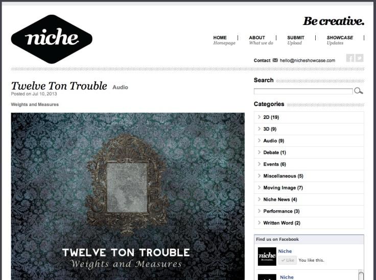 Twelve Ton Trouble grab