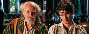 Jim Broadbent and Ben Wishaw