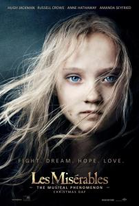Les Miserables movie poster