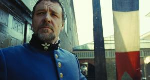Russel Crowe as Javert