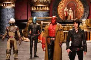 The BPRD in Hellboy II