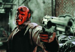 Ron Perlman as Hellboy