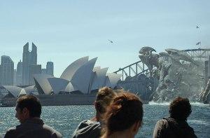 Pacific Rim - Kaiju in Sydney