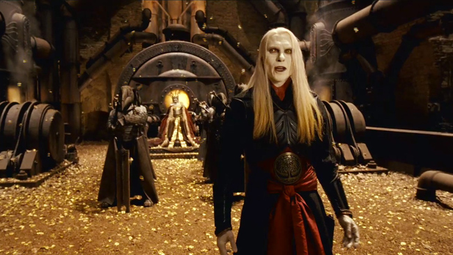 Hellboy – The Movies – Tommy Girard Hellboy 2 Prince Nuada