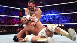 CM Punk and Alberto Del Rio