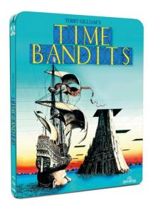 Time Bandits blu-ray