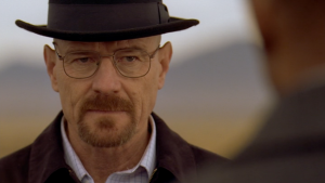 Walt as Heisenberg