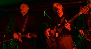 Wilko Johnson and Norman Watt-Roy