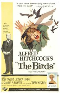 The Birds - poster