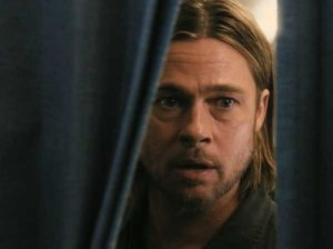 Brad Pitt as Gerry Lane