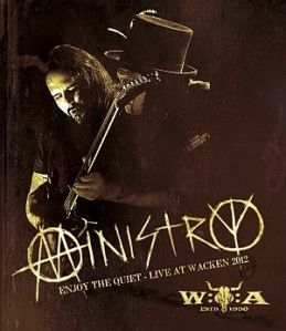 Ministry - Enjoy The Quiet: Live-At-Wacken 2012 cover