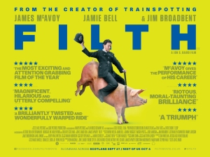 Filth - Poster