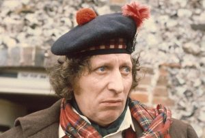The Doctor - Tom Baker