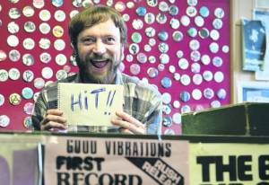 Richard Dormer in Good Vibrations