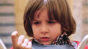Danny Lloyd as Danny Torrance
