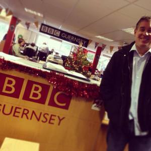 Proq at BBC Guernsey