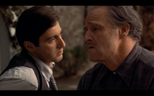 Pacino and Brando