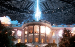 Independence Day (1996) - The White House White House