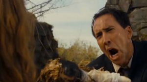 Nicolas Cage - The Wicker Man