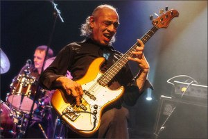 Dylan Howe and Norman Watt-Roy