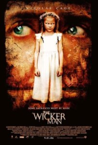 The Wicker Man poster 2006