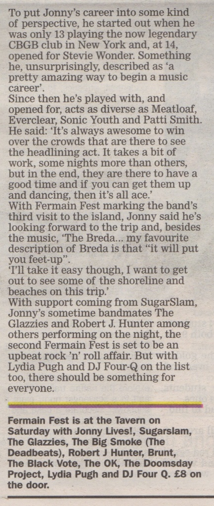 Jonny Lives interview scan 2 - 10:04:14