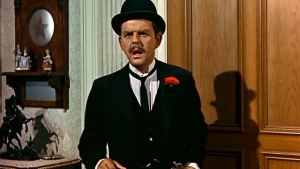 David Tomlinson as Mr. Banks