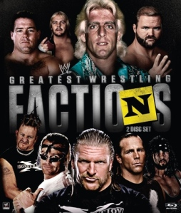 Greatest Wrestling Factions