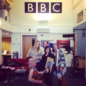 Ukuladeez at BBC Guernsey