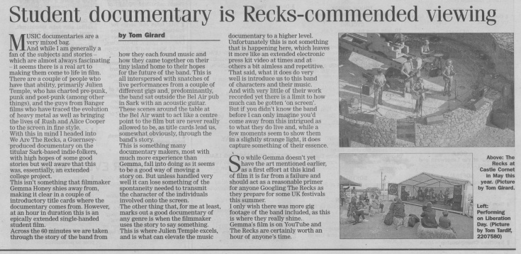 We Are The Recks review scan - 19:06:14