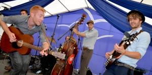 CC Smugglers at Sak Folk Festivals 2014